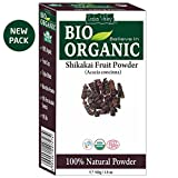 #6: Indus Valley 100% Organic Shikakai Powder For Hair, Scalp Treatment 100 Grams