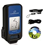G-PORTER GP-102+ (Blue) Multifunction Handheld GPS Receiver with 15 Useful Futures Location Finder Outdoor Tracker Position Marker Data Logger Geocaching