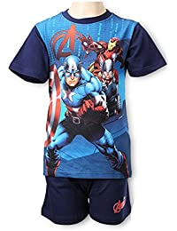 Boys Avengers Short Pyjamas Set 3 to 8 years(831-768)