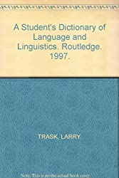 A Student's Dictionary of Language and Linguistics