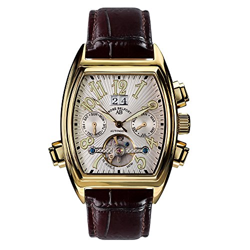 André Belfort Royale Date gold blanche