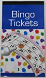 bingo tickets x 1 pad/booklet for sale  Delivered anywhere in Ireland