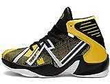 GNEDIAE Herren GNEF9 High-Top Basketball Schuhe Outdoor Anti-Rutsch Sneaker Atmungsaktiv Ausbildung...