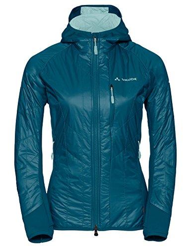 (Vaude Women 's Sesvenna Jacket II Wärmeisolierte Jacke für Ski Wandern Damen XS Dragonfly)