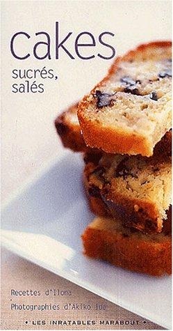Cakes sucrés, salés