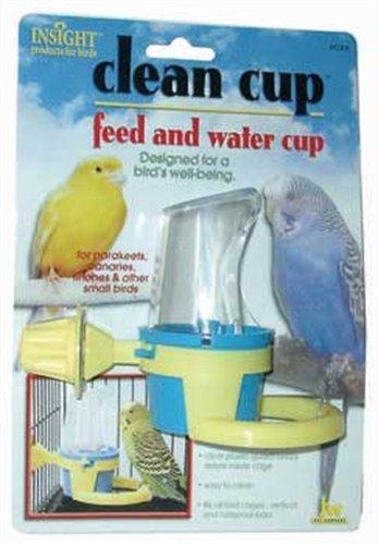jw Clean Cup Futter und Wasser Cup klein