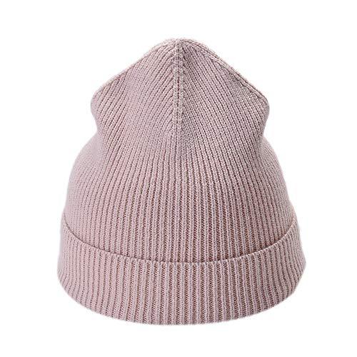 JMETRIC Damen Beanie Hat|Mütze Stricken|Strickmütze|einfarbig Gestrickte mütze|Gestrickt Verdicken Wintermütze|11 Farben