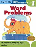 #8: Grade 1 Word Problems (Kumon Math Workbooks)