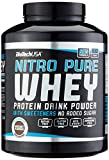 Biotech USA Nitro Pure Whey Haselnuss, 1er Pack (1 x 2.27 kg)