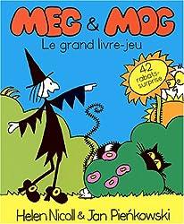 Meg et Mog, le grand livre jeu