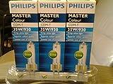Philips Halogen-Metalldampf-Lampe CDM-T 930 G12 MASTER Colour ELITE 35W