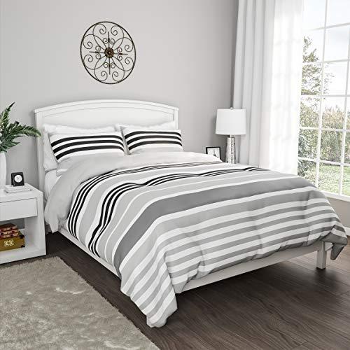 Lavish Home Collection 3-Piece Comforter and Shams Set -
