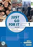 Just go for it HAK/HUM 1 inkl. Audio-CD & Grammar guide
