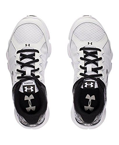 Under Armour Boys Grade School Micro G Assert 6 Running Shoes white