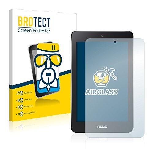 Brotect Protector de Pantalla ASUS MeMo Pad HD 7 ME173X Cristal Vidrio Glass Screen Protector [1 Unidades]   AirGlass