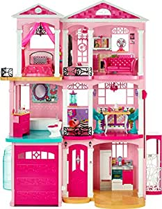 Barbie cjr47 la maison de r ve de barbie for Barbie vie dans la maison de reve