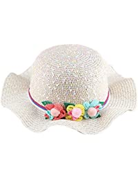 Sombrero de paja sombrero de visera niño de playa sombrero de playa sombrero sombrero de ancho sombrero