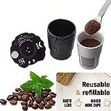 TianranRT Wiederverwendbar Kaffee Filter für Keurig Kaffee Kapsel Tassen Kaffee Kaffeemaschine Filter
