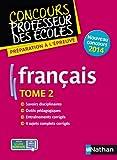 Francais : Tome 2