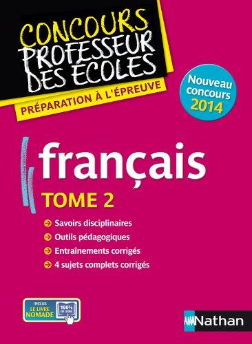 FRANCAIS T02 (CRPE)