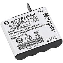 CefarCompex Compex Uni 941213 -Batería, color blanco, tamaño único