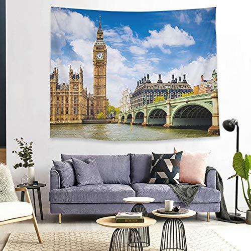 mmzki Shenglu Tapisserie benutzerdefinierte Korridor Schlafzimmer Hintergrund dekorative Stoff Nordic Tapisserie hängenden Stoff GT263 150 * 130