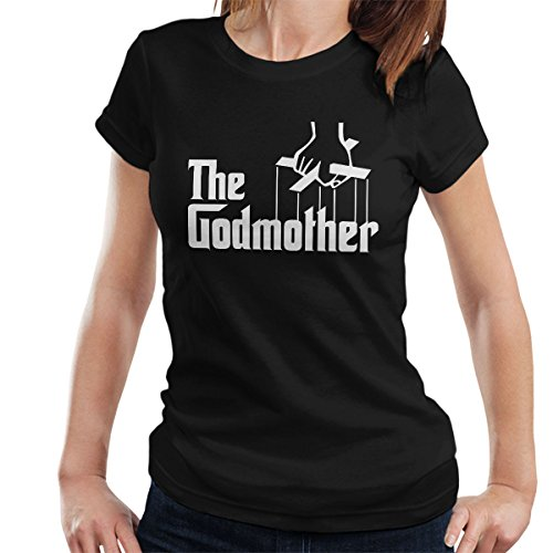 The Godfather The Godmother Women's T-Shirt