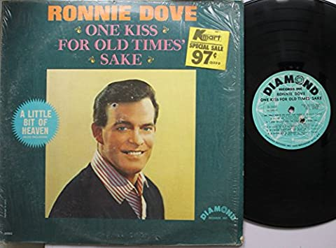 Ronnie Dove 45 RPM One Kiss for Old Times' Sake / Bluebird