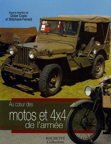 Motos et 4x4 de l'armée par Didier Coste