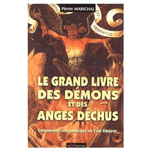 Le grand livre des démons et des anges déchus