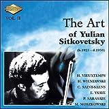 Art of Uylian Sitkovetsky-Vol.