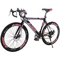 Grupo K-2 Bicicleta Profesional de Carretera BEP-25 Freno de de Disco Cambio