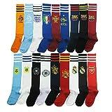 Body Maxx Club Soccer / Football Socks Stockings Assorted Colors (Set Of 3)