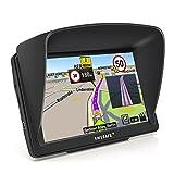 """Navegador GPS 7"""" Pantalla táctil GPS de Coches Navigation automóvil con actualizaciones de Europea mapas de por Vida"""