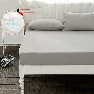 FHFGHYURBNYFGHFBY Wasserdichtes Bett/tagesdecke/der urin ist atmungsaktiv./Protector/matratze Baumwoll-Bett-installationssatz/staubdichte Abdeckung/Haushalt/bettwäsche-B 180x200cm(71x79inch)
