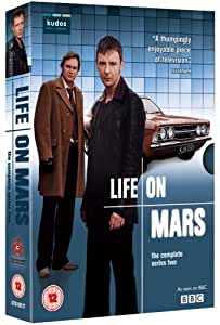 Life on Mars : Complete BBC Series 2 [2007] [DVD]