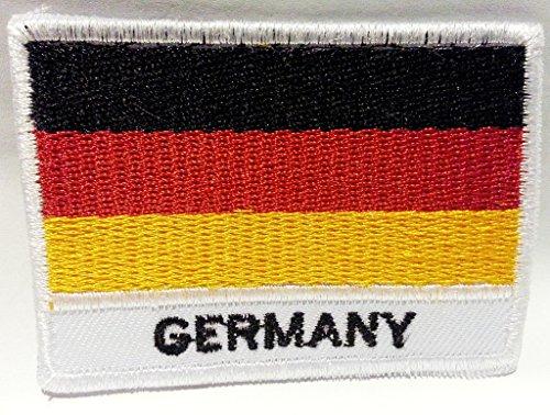'Banderas Bandera parche planchar parches chaquetas