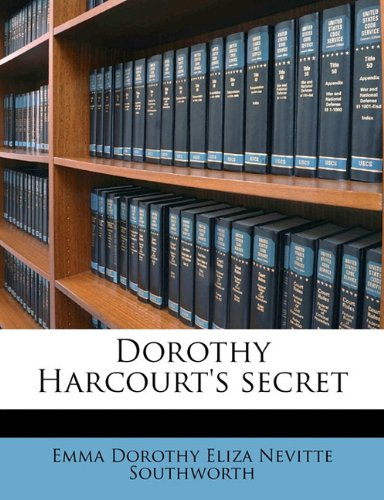 Dorothy Harcourt's secret