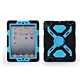 Pepkoo iPad mini Silicone Plastic Protective Dual Layer - Best Reviews Guide