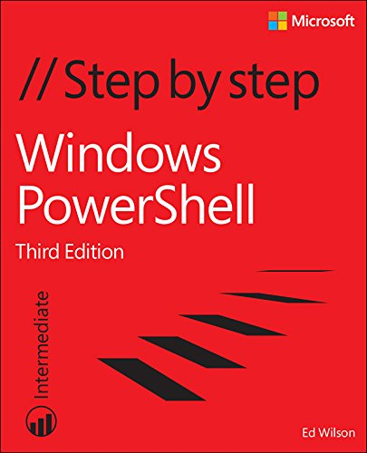 Windows PowerShell Step by Step: Window PowerS Step Step _p3 (English Edition)