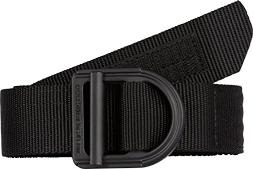 5.11 Trainer Belt, Uomo, Ceinture Trainer, black - black, FR: XXL