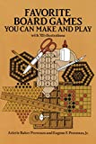 Favourite Board Games You Can Make and Play
