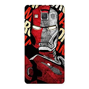 Impressive Introduction Man Back Case Cover for Galaxy Grand Max