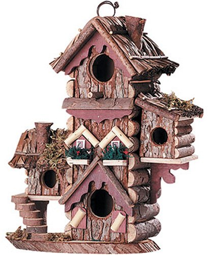 SWM 30206 Gingerbread Design Vogelhaus