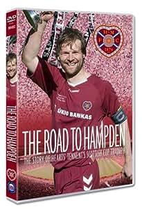 Hearts - The Road To Hampden [2006] [DVD]