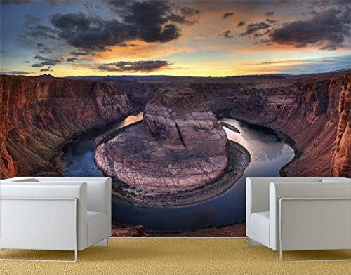 Apalis Foto Wand Wandbild Colorado River Grand Canyon, Dimension: 270cm x 360cm