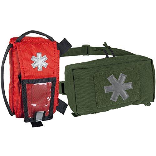 Helikon Öko-Tex Modular Individual Med Kit® Pouch–Cordura (02de Color Verde Oliva)