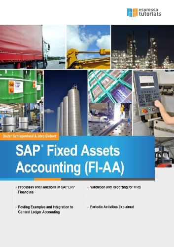 SAP Fixed Assets Accounting (FI-AA) (English Edition) - Inventory Software Business