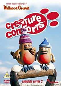 Creature Comforts Complete Series 2 [UK Import]