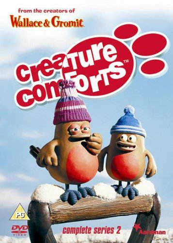 Creature Comforts Complete Series 2 [UK Import]